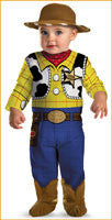 Toy Story Woody Halloween Costume for Baby - HalloweenCostumes4U.com - Infant & Toddler Costumes