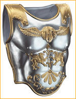 Costume Roman Armor Torso Cover Adult - HalloweenCostumes4U.com - Accessories