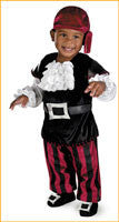 Infant Halloween Costumes Pirate Baby - HalloweenCostumes4U.com - Infant & Toddler Costumes