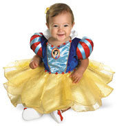 Baby Snow White Costume Disney Snow White - HalloweenCostumes4U.com - Infant & Toddler Costumes