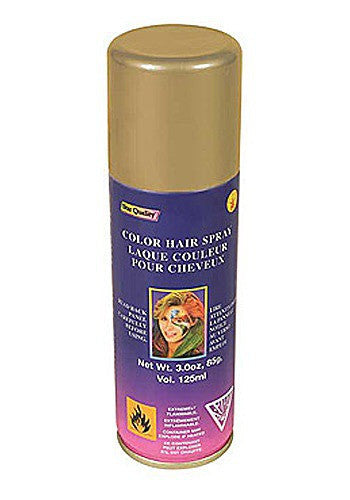 Flourescent Colored Hair Spray - Various Colors - HalloweenCostumes4U.com - Accessories - 5