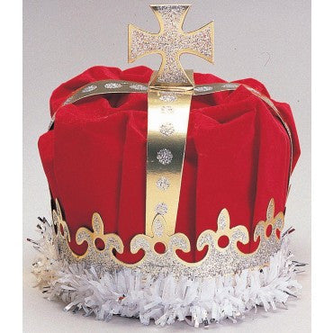 Kings Crown - HalloweenCostumes4U.com - Accessories