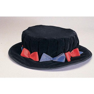 Black English Beefeater Hat - HalloweenCostumes4U.com - Accessories