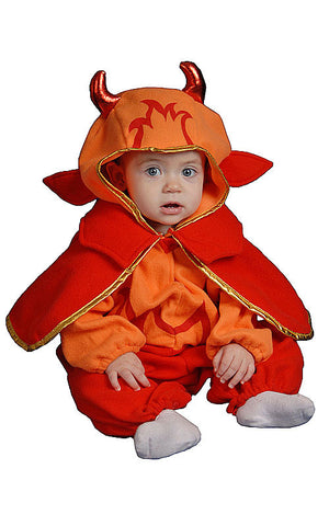 Infants Little Devil Costume - HalloweenCostumes4U.com - Infant & Toddler Costumes