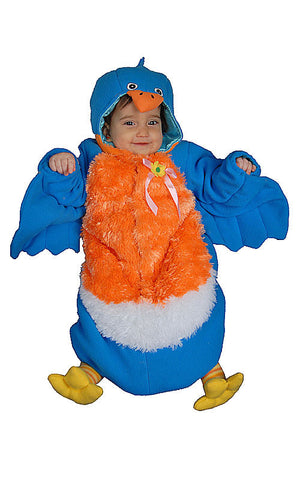 Infants Bluebird Costume - HalloweenCostumes4U.com - Infant & Toddler Costumes