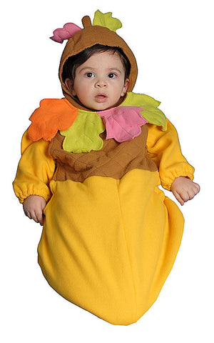 Infants Acorn Costume - HalloweenCostumes4U.com - Infant & Toddler Costumes
