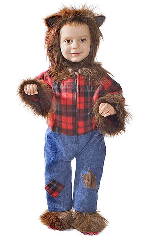 Infants/Toddlers Little Wolfman Costume - HalloweenCostumes4U.com - Infant & Toddler Costumes