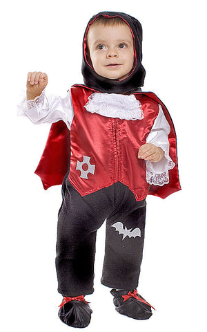 Infants/Toddlers Vampire Costume - HalloweenCostumes4U.com - Infant & Toddler Costumes