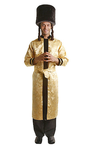 Mens Jewish Grand Rabbi Costume - HalloweenCostumes4U.com - Adult Costumes
