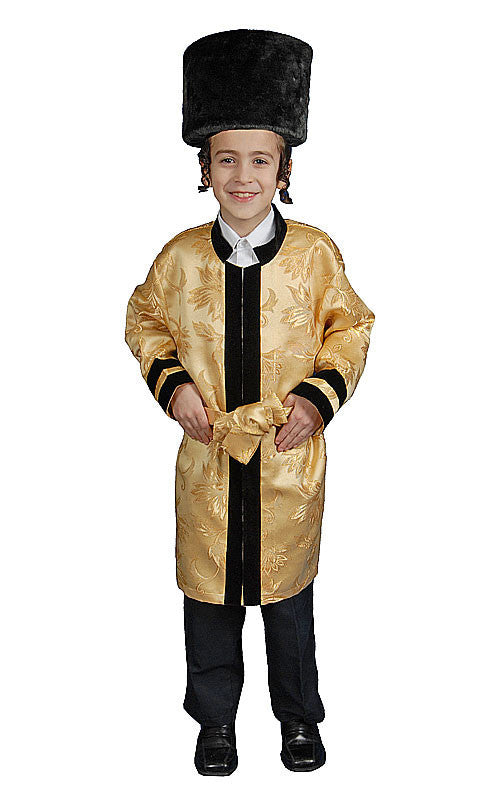 Boys Jewish Grand Rabbi Costume - HalloweenCostumes4U.com - Kids Costumes