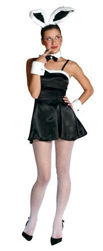 Womens Cocktail Bunny Costume - HalloweenCostumes4U.com - Adult Costumes