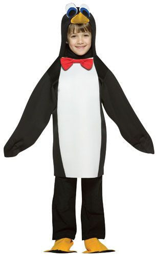 Kids/Toddlers Penguin Costume - HalloweenCostumes4U.com - Kids Costumes - 1