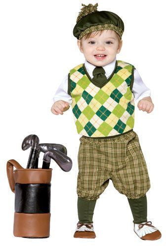 Boys Future Golfer Costume - HalloweenCostumes4U.com - Kids Costumes - 2