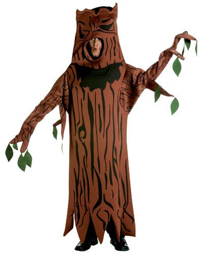 Adults Scary Tree Costume - HalloweenCostumes4U.com - Adult Costumes