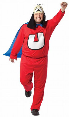 Mens Plus Size Underdog Costume - HalloweenCostumes4U.com - Adult Costumes