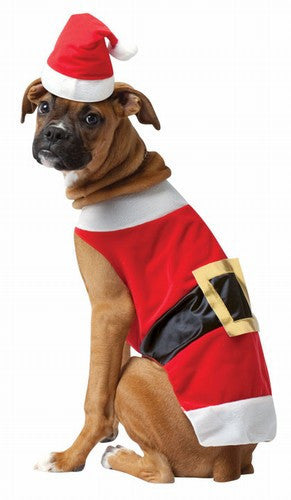 Pets Santa Costume - HalloweenCostumes4U.com - Pet Costumes & Accessories - 2