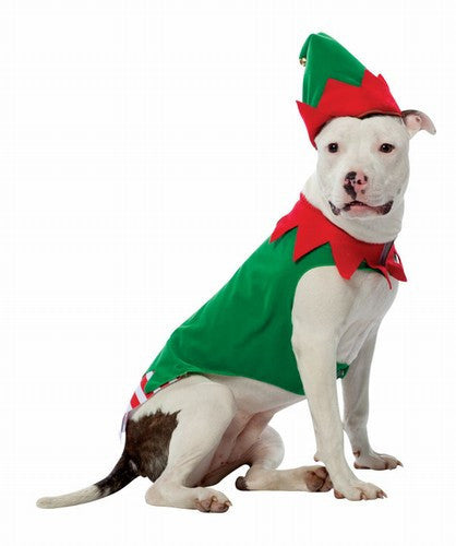Pets Christmas Elf Costume - HalloweenCostumes4U.com - Pet Costumes & Accessories - 2