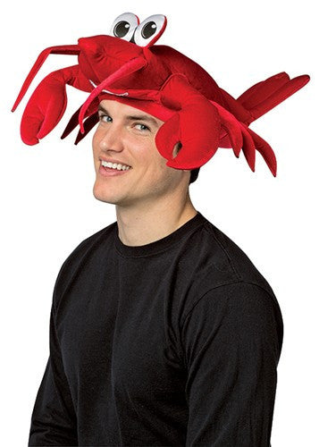 Red Lobster Hat - HalloweenCostumes4U.com - Accessories