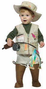 Toddlers Fisherman Costume