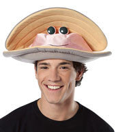 Giant Clam Hat - HalloweenCostumes4U.com - Accessories