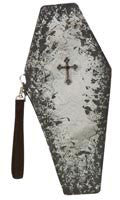Coffin Clutch Purse - HalloweenCostumes4U.com - Accessories
