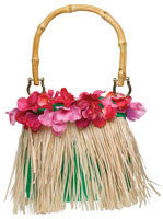 Hawaiian Hula Handbag - HalloweenCostumes4U.com - Accessories
