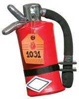 Fire Extingsuisher Hand Bag - HalloweenCostumes4U.com - Accessories