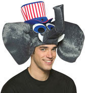 Republican Elephant Political Hat - HalloweenCostumes4U.com - Accessories