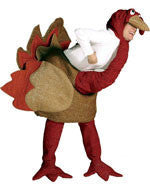 Adults Giant Turkey Costume - HalloweenCostumes4U.com - Adult Costumes
