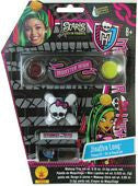 Monster High Jinafire Long Makeup Kit - HalloweenCostumes4U.com - Accessories