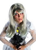 Nuclear Bride Wig - HalloweenCostumes4U.com - Accessories