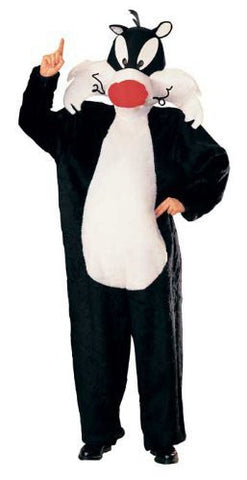 Adult Looney Tunes Sylvester the Cat Costume
