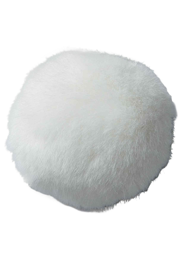 "4"" Plush Fluffy Bunny Tail"