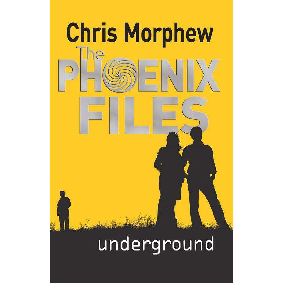 The Phoenix Files #4: Undergound