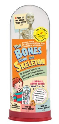 Workman Publishing The Bones Book and Skeleton