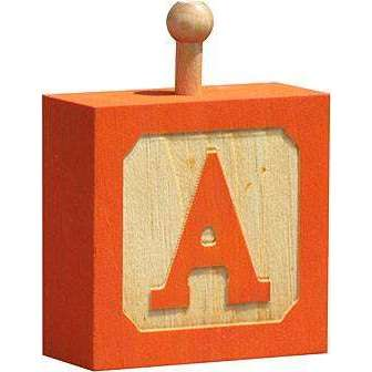 Hang-A-Name Letter Block A