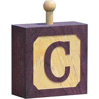 Hang-A-Name Letter Block C