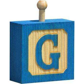 Hang-A-Name Letter Block G