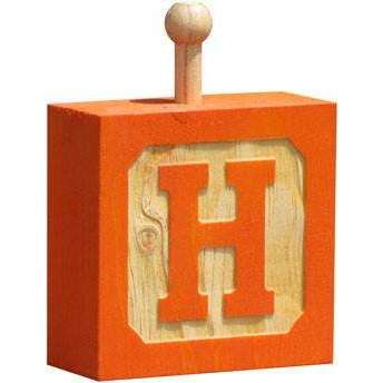 Hang-A-Name Letter Block H