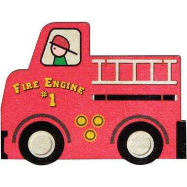 Hang a Name Header Firetruck