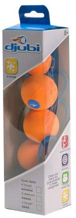 Blue Orange Djubi Replacement Balls