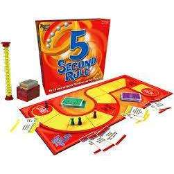 Play Monster 5 Second Rule Game