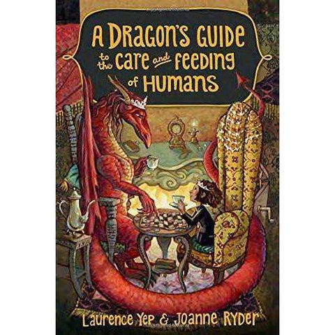 DRAGONS GUIDE TO THE CARE & FEEDING OF HUMANS HRDCVR