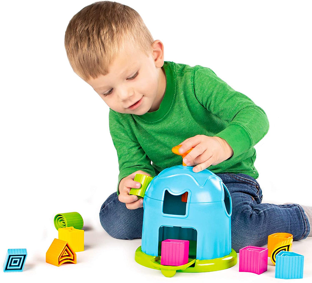 Fat Brain Toys Shape Factory Baby Toys & Gifts for Babies