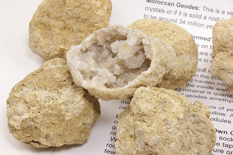 Break Your Own Moroccan Geodes