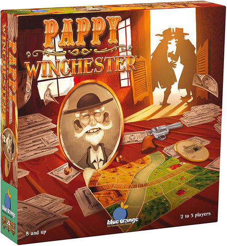 Blue Orange Pappy Winchester Board Game