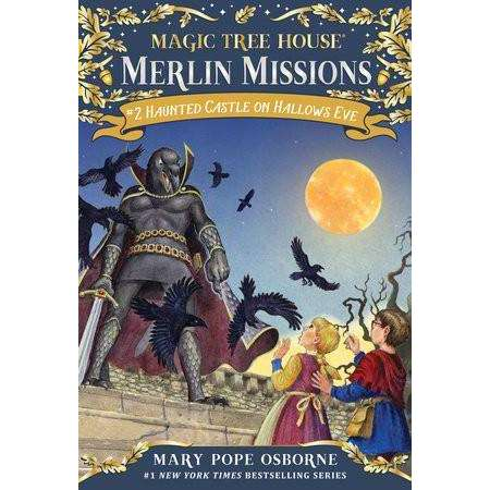 Magic Tree House Merlin Missions #2: Haunted Castle on Hallows Eve