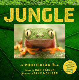 A Photicular Book- Jungle