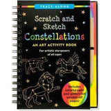 Constellations (Scratch & Sketch)