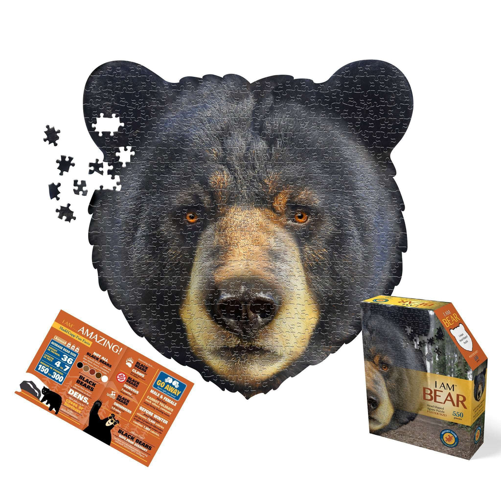 Madd Capp I AM BEAR 550 Piece Puzzle